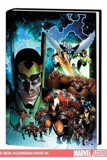 X-Men: Asgardian Wars (Hardcover)