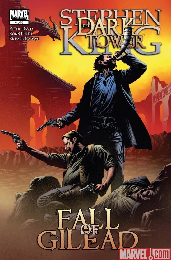Dark Tower: The Fall of Gilead (2009) #4