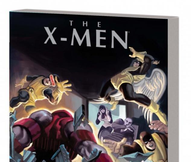 MARVEL MASTERWORKS: THE X-MEN