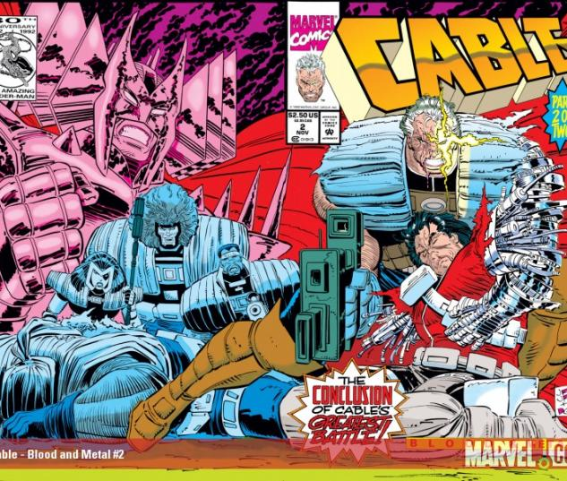 Cable - Blood and Metal #2