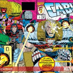 Cable: Blood & Metal (1992)