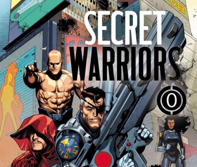 Secret Warriors (2008)