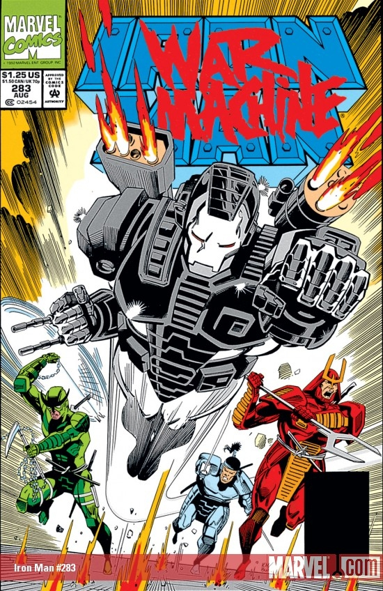Iron Man (1968) #283