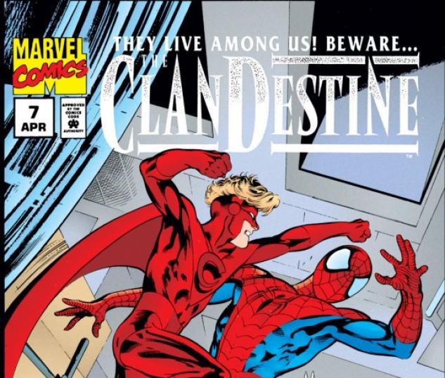 Clandestine #7