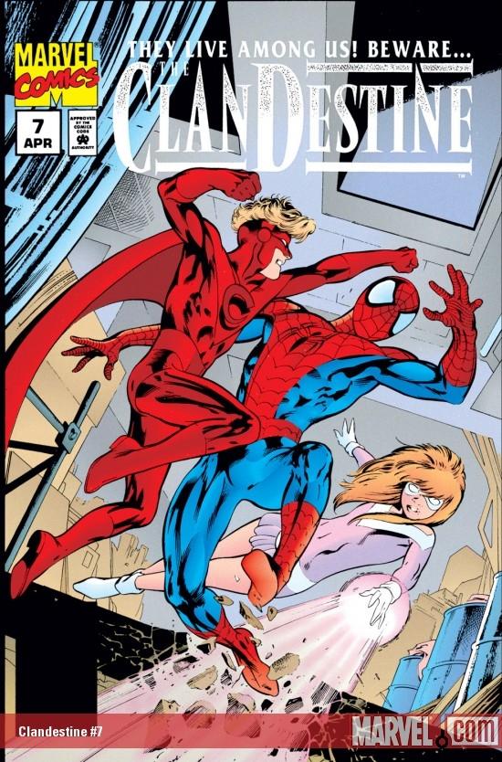 Clandestine (1994) #7
