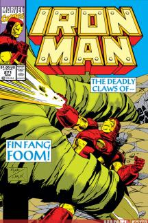 Iron Man (1968) #271