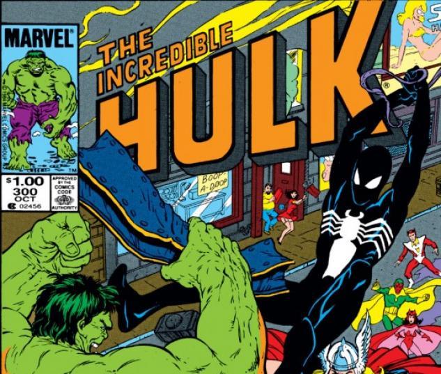 INCREDIBLE HULK (2009) #300 COVER