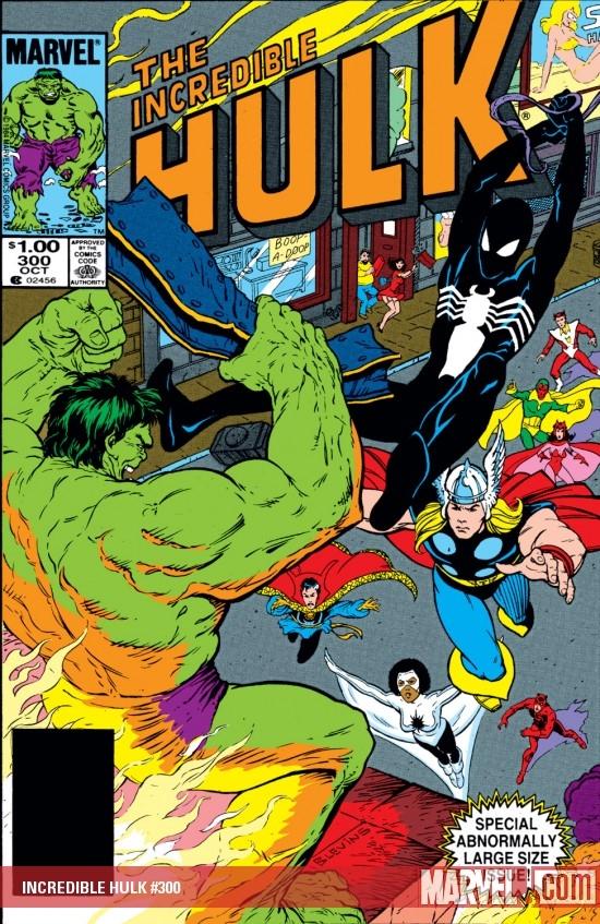 Incredible Hulk (1962) #300