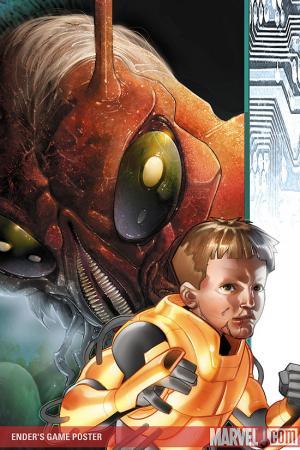Ender's Game Poster (2008) #1
