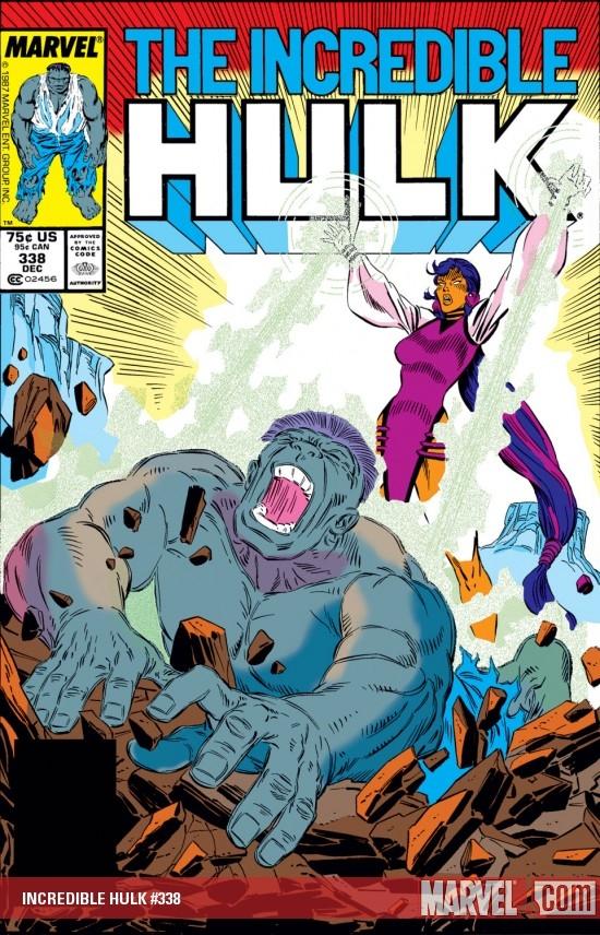 Incredible Hulk (1962) #338