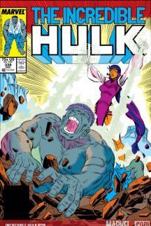 Incredible Hulk #338