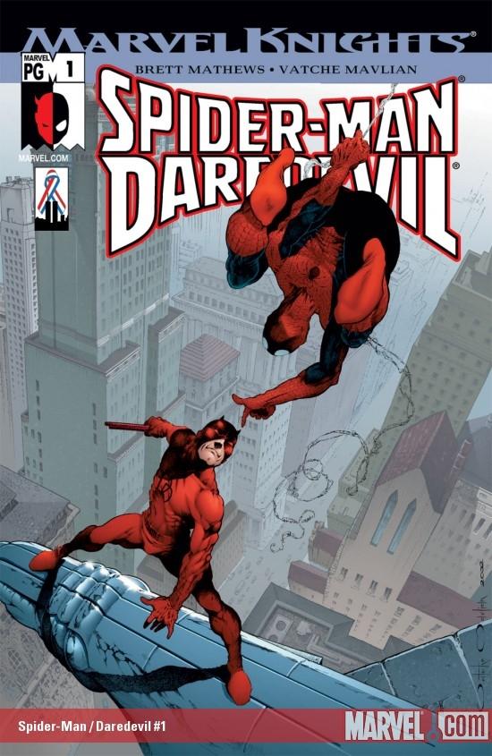 Spider-Man/Daredevil (2002) #1