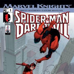 Spider-Man / Daredevil #1