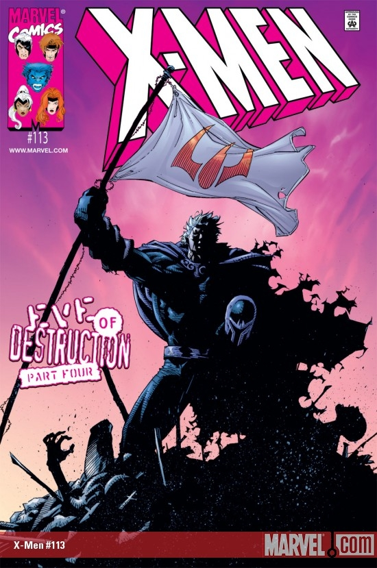 X-Men (1991) #113