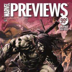 Marvel Previews (2008)