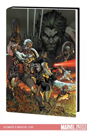 Ultimate X-Men Vol. 8 (Hardcover)