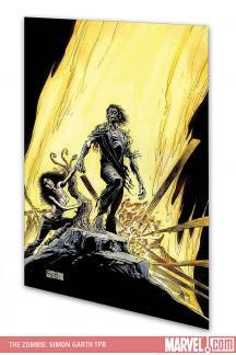 The Zombie: Simon Garth (Trade Paperback)