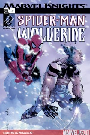 Spider-Man Legends Vol. IV: Spider-Man & Wolverine (2003)