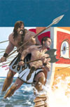 MARVEL ILLUSTRATED: THE ILIAD #5