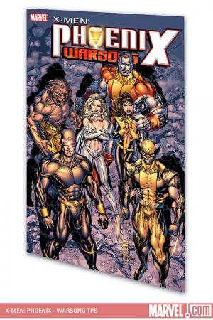 X-Men: Phoenix - Warsong (2008)