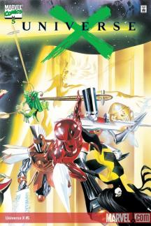 Universe X (2000) #5