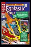 FANTASTIC FOUR ANNUAL #4 COVER