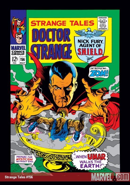 Strange Tales (1951) #156