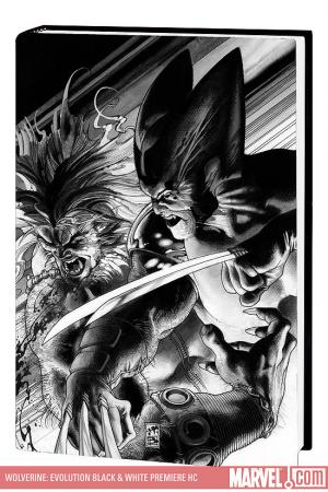 Wolverine: Evolution Black & White Premiere (Hardcover)