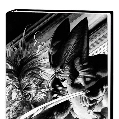 WOLVERINE: EVOLUTION BLACK & WHITE PREMIERE #0