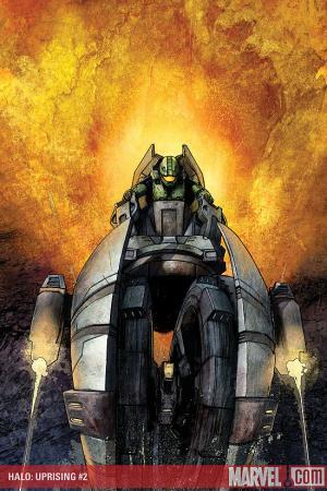 Halo: Uprising #2