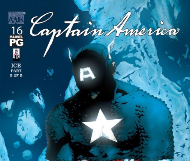 Captain America (2002) #16