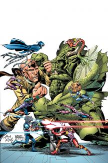 Jack Kirby's Galactic Bounty Hunters #4