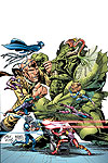 Jack Kirby's Galactic Bounty Hunters (2006) #4