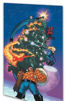 Marvel Holiday (Digest)