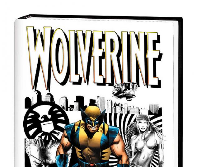 WOLVERINE: ENEMY OF THE STATE VOL. 2 COVER