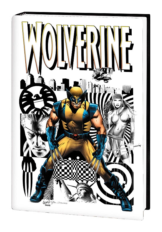 Wolverine: Enemy of the State Vol. 2 (Hardcover)