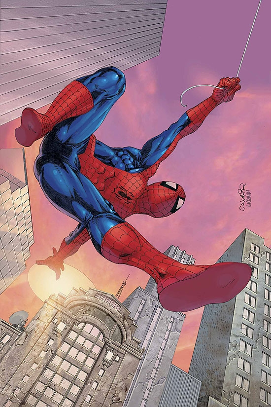 Spider-Man Unlimited (2004) #9