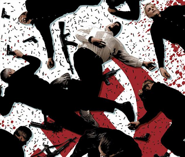 PUNISHER (2006) #17 COVER