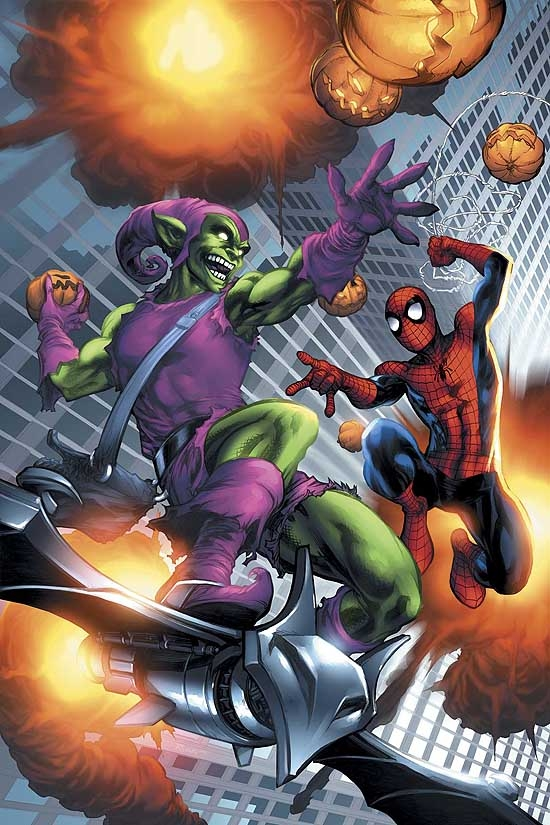 Marvel Age Spider-Man Vol. 4: The Goblin Strikes Back (Digest)