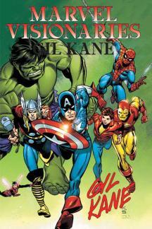Marvel Visionaries: Gil Kane (Trade Paperback)