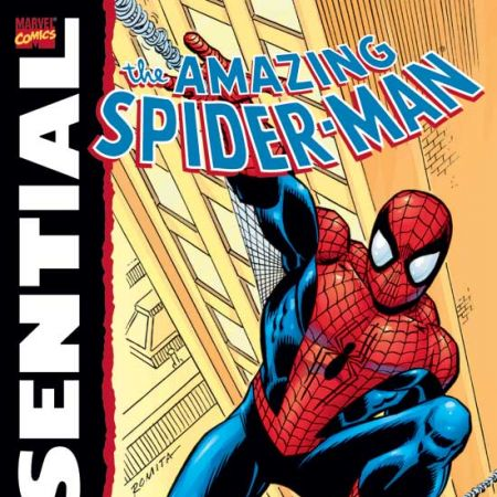 ESSENTIAL SPIDER-MAN VOL. III TPB COVER