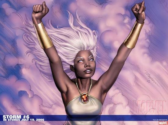 Storm (2006) #6 Wallpaper