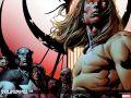 New Avengers (2004) #9 Wallpaper