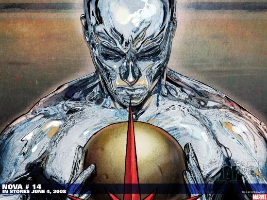 Nova (1976) #14 Wallpaper