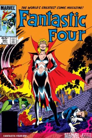 Fantastic Four (1961) #281
