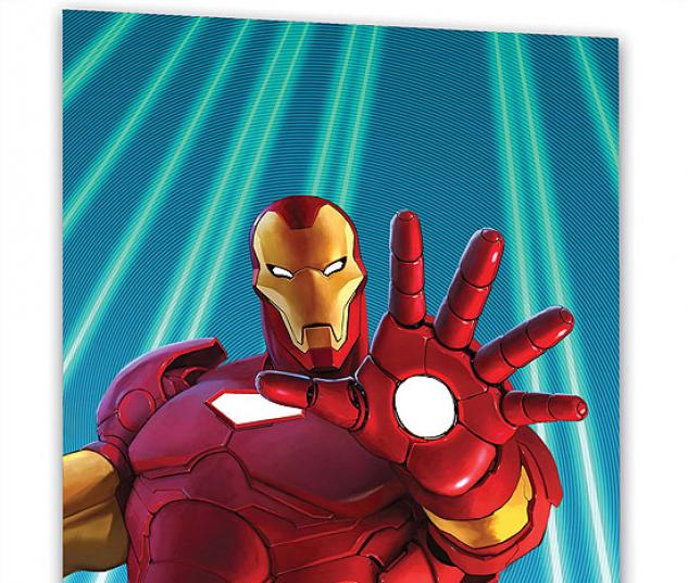 MARVEL ADVENTURES IRON MAN VOL. 3: HERO BY DESIGN #0