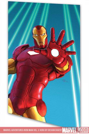 Marvel Adventures Iron Man Vol. 3: Hero by Design (Digest)