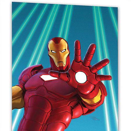 MARVEL ADVENTURES IRON MAN VOL. 3: HERO BY DESIGN #0