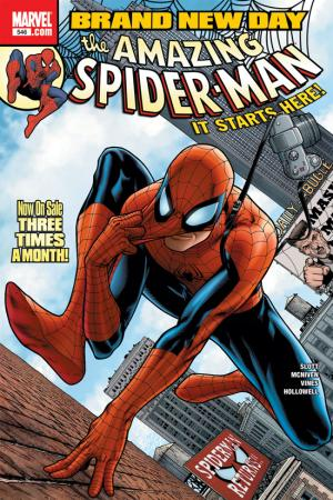 Amazing Spider-Man (1999) #546