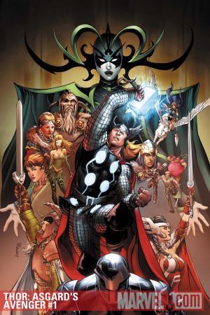 Thor: Asgard's Avenger #1